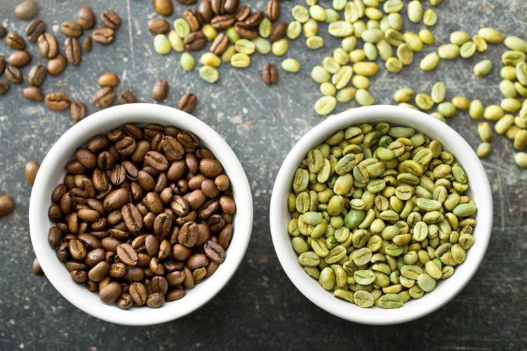 فرق قهوه سبز با قهوه معمولی