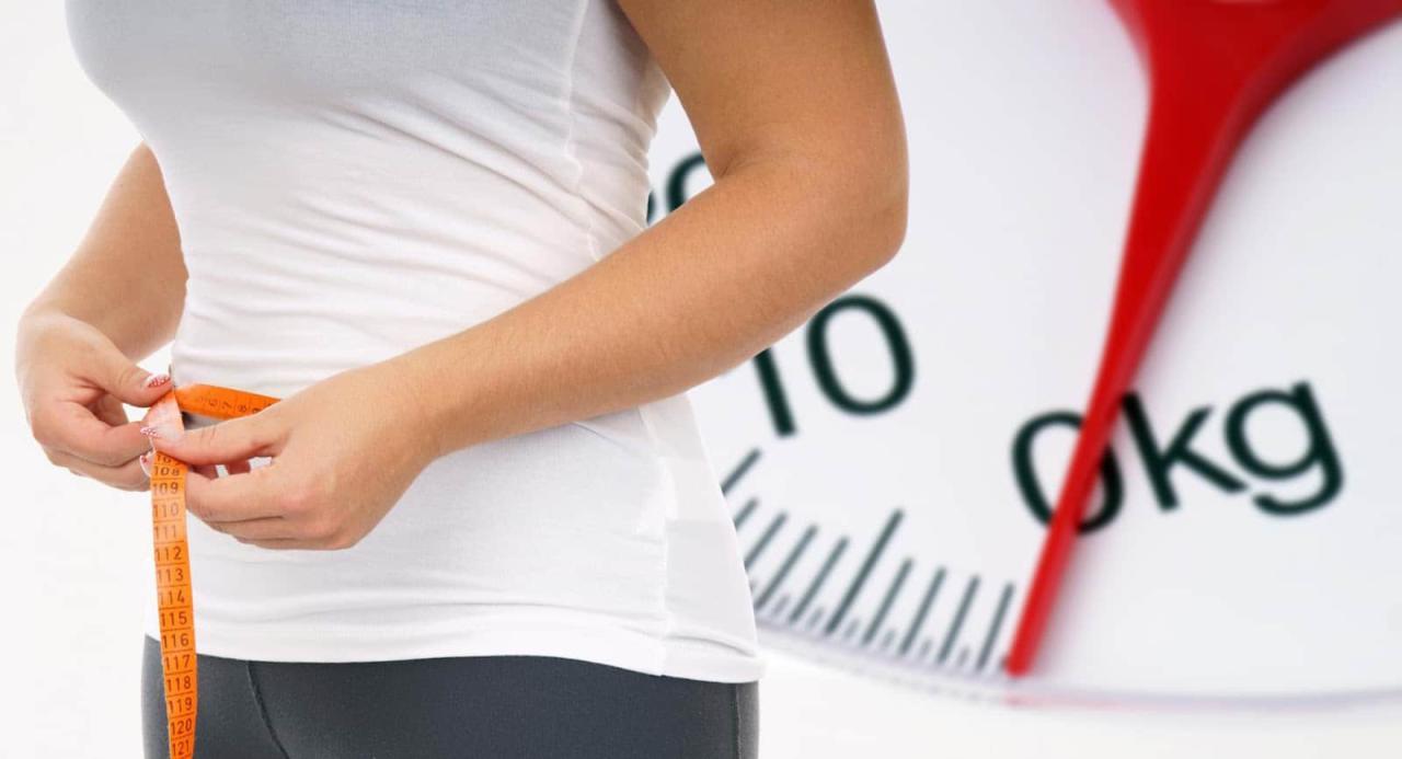 کارنتین و کاهش وزن
