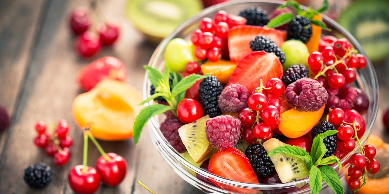 کی میوه بخوریم بهتره ؟
