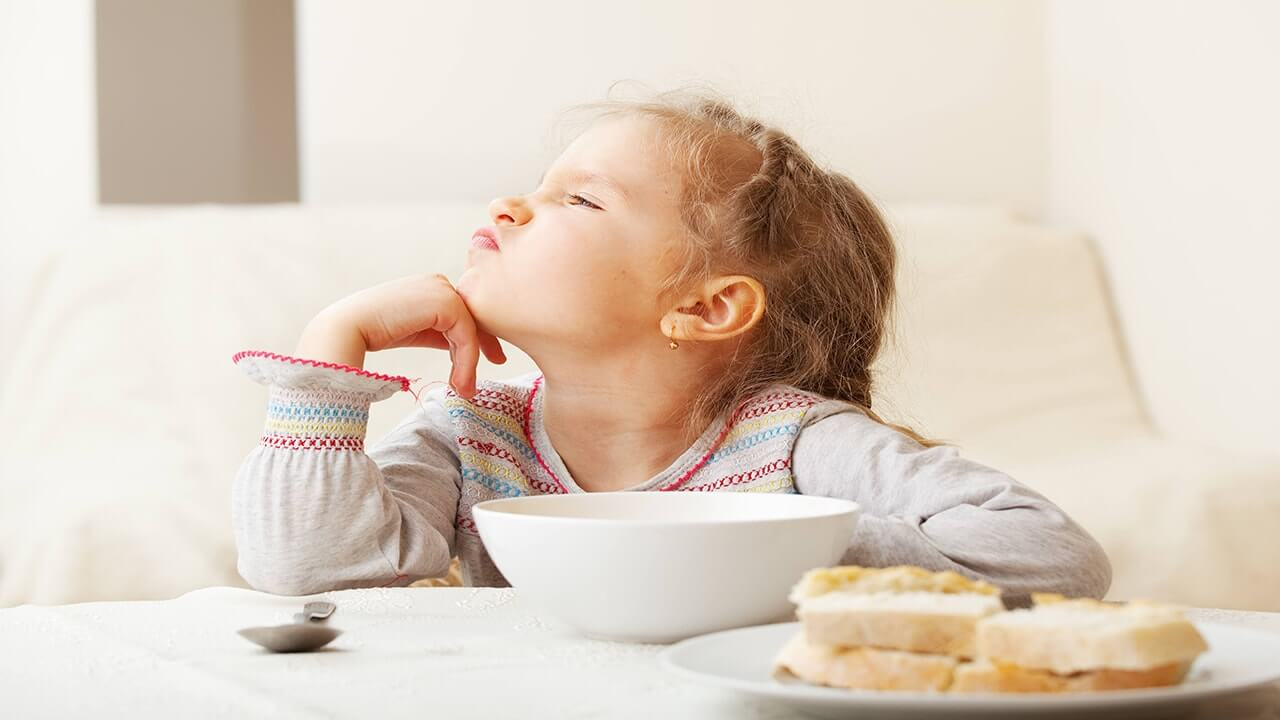 علل صبحانه نخوردن کودک