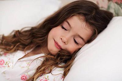 خواب کافی در کودک