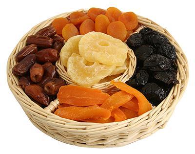 میوه خشک مشاور تغذیه و رژیم درمانی سارا چیذری