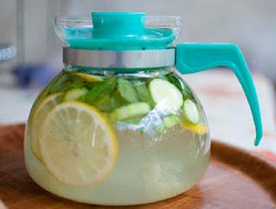 ترکیب زنجبیل و لیمو