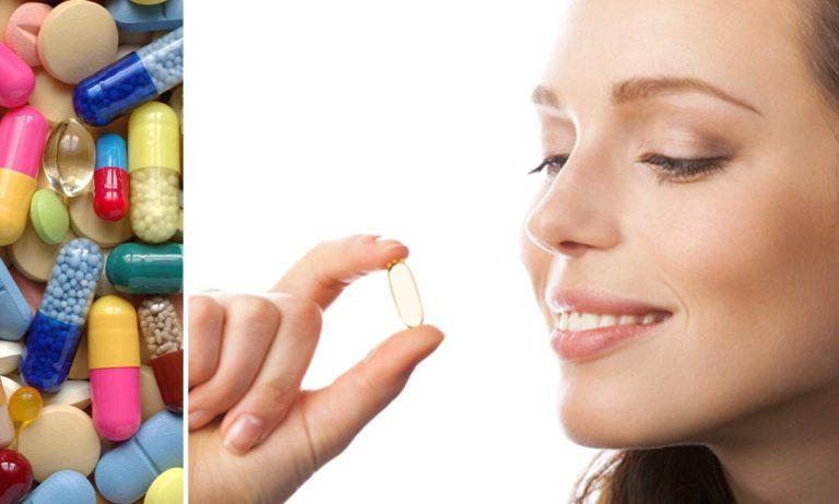 مصرف مکمل های غذایی برایداشتن پوستی سالم