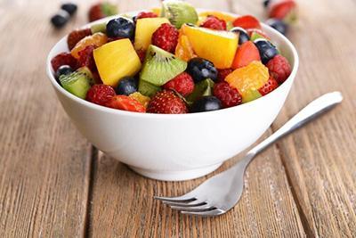 fruit و کلسترول بالا