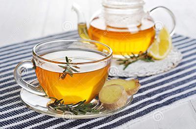 چای زنجبیل لیمویی و ترکیب زنجبیل و لیمو