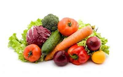 فیبر - مواد غذایی ضد پیری