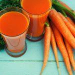 آب هویج و سیر نوشیدنی ضد خستگی