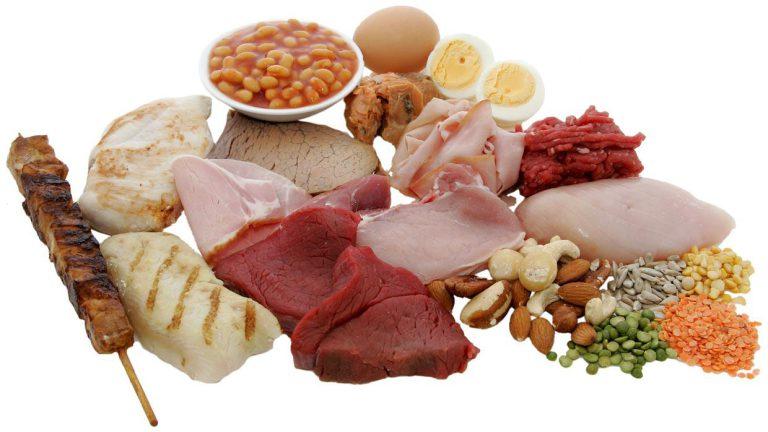 به میزان کافی پروتئین بخورید