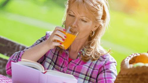 نوشیدن آب هویج و سیر