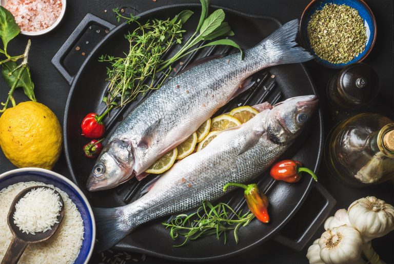 آلرژی به ماهی