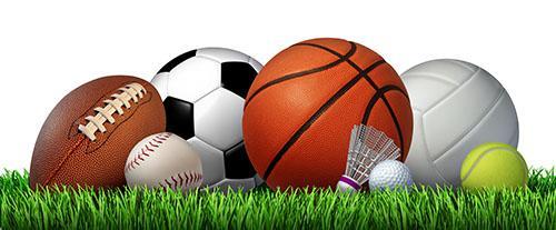 انواع توپ ورزشی