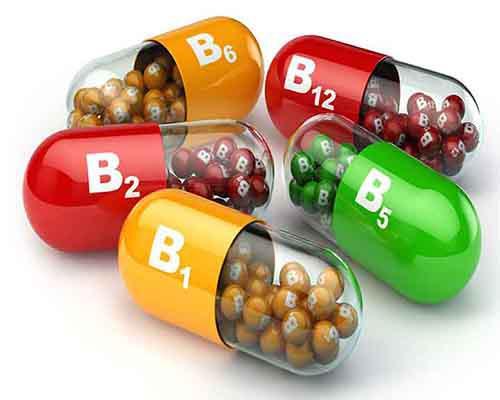خستگی و کمبود ویتامین های B کمپلکس