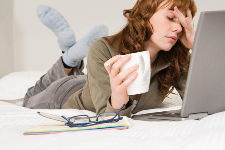 چرا خسته می شویم ؟