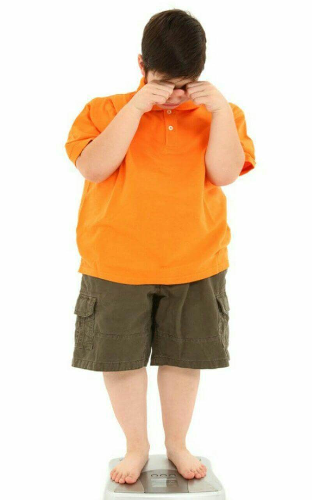 کودک چاق