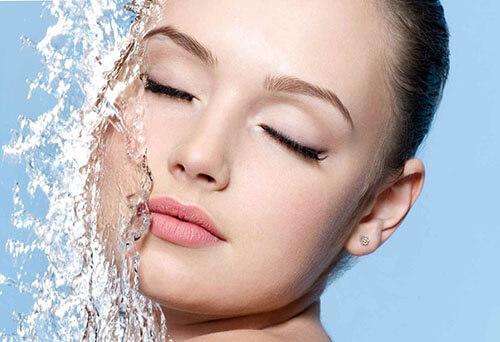 راز زیبایی و جوانی پوست و آب
