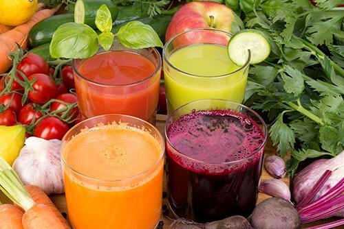 آب سبزیجات و زیبایی پوست