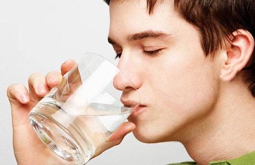 نوشیدن آب در ماه رمضان