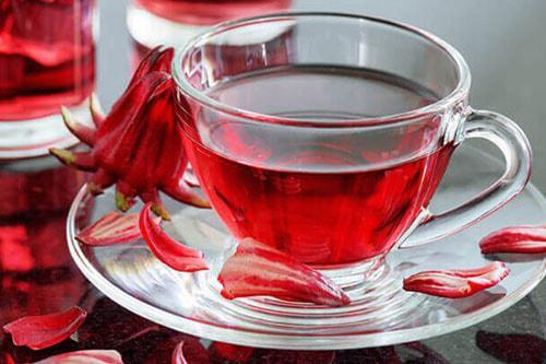 طریقه مصرف چای ترش