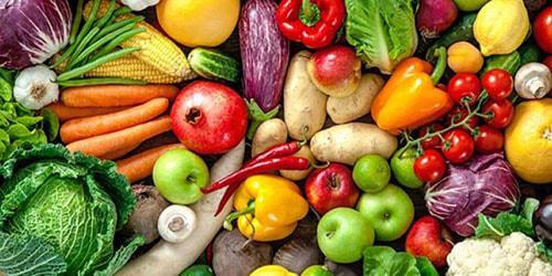 مصرف میوه و سبزی در ماه رمضان