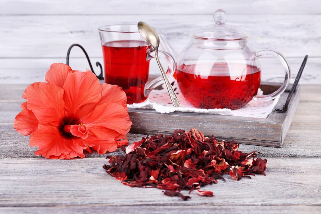 لاغری با چای ترش یا چای سبز!