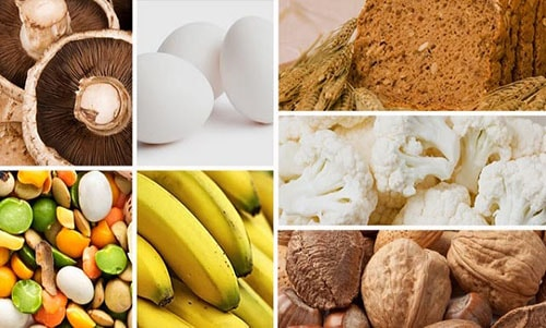 منابع غذایی بیوتین