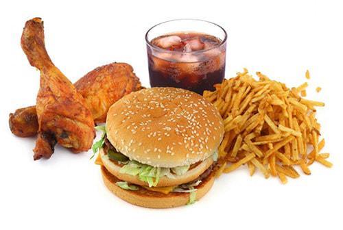 غذاهای چرب و اسهال