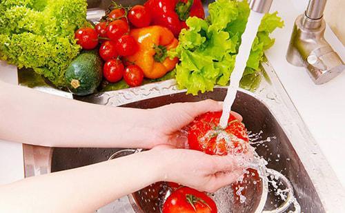 مصرف میوه و سبزی فراوان و کاهش سدیم