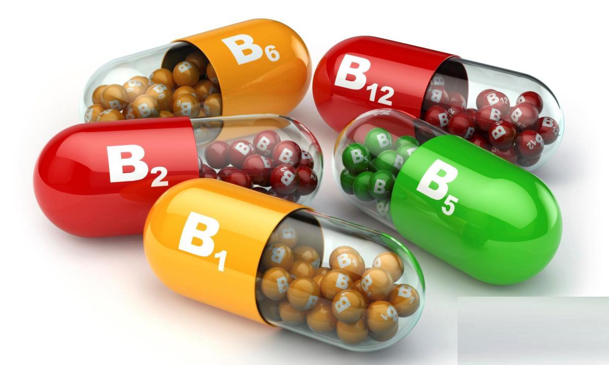 ویتامین ها گروه B