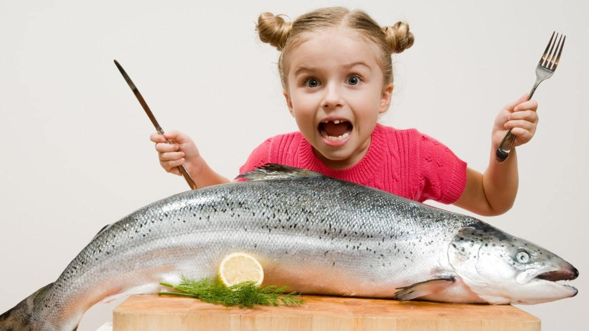 سلامت مصرف ماهی و جیوه