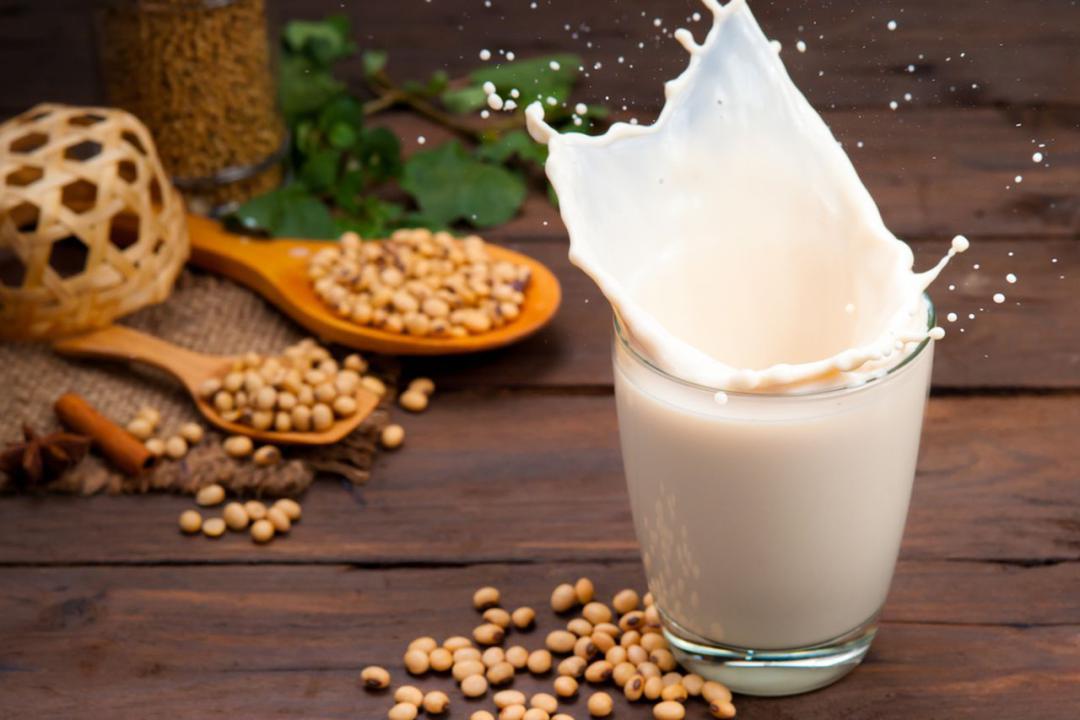 مزایای شیر سویا