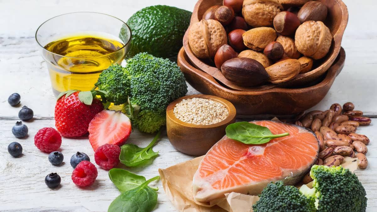 رژیم غذایی مناسب در تری گلیسرید بالا