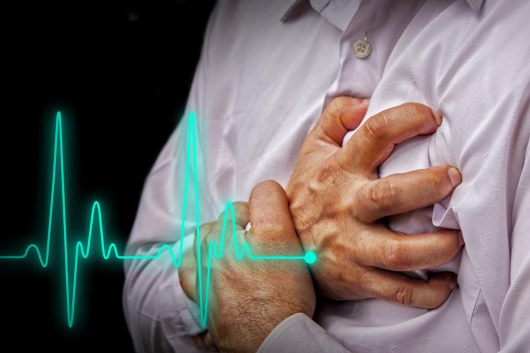 هیپرکالمی و اختلال در ضربان قلب