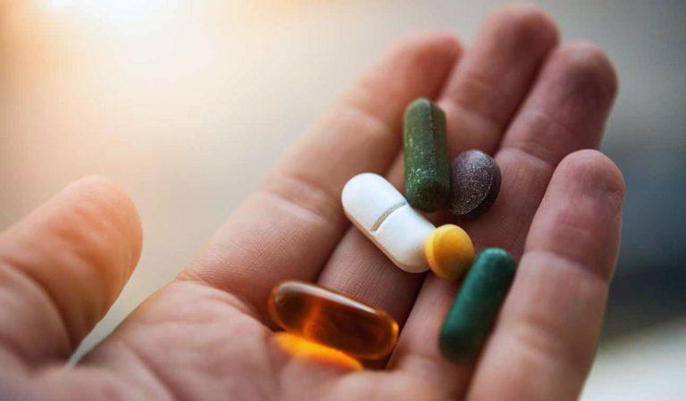 تداخل مکمل های ویتامینی