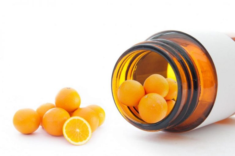 زمان مصرف مکمل ویتامین C
