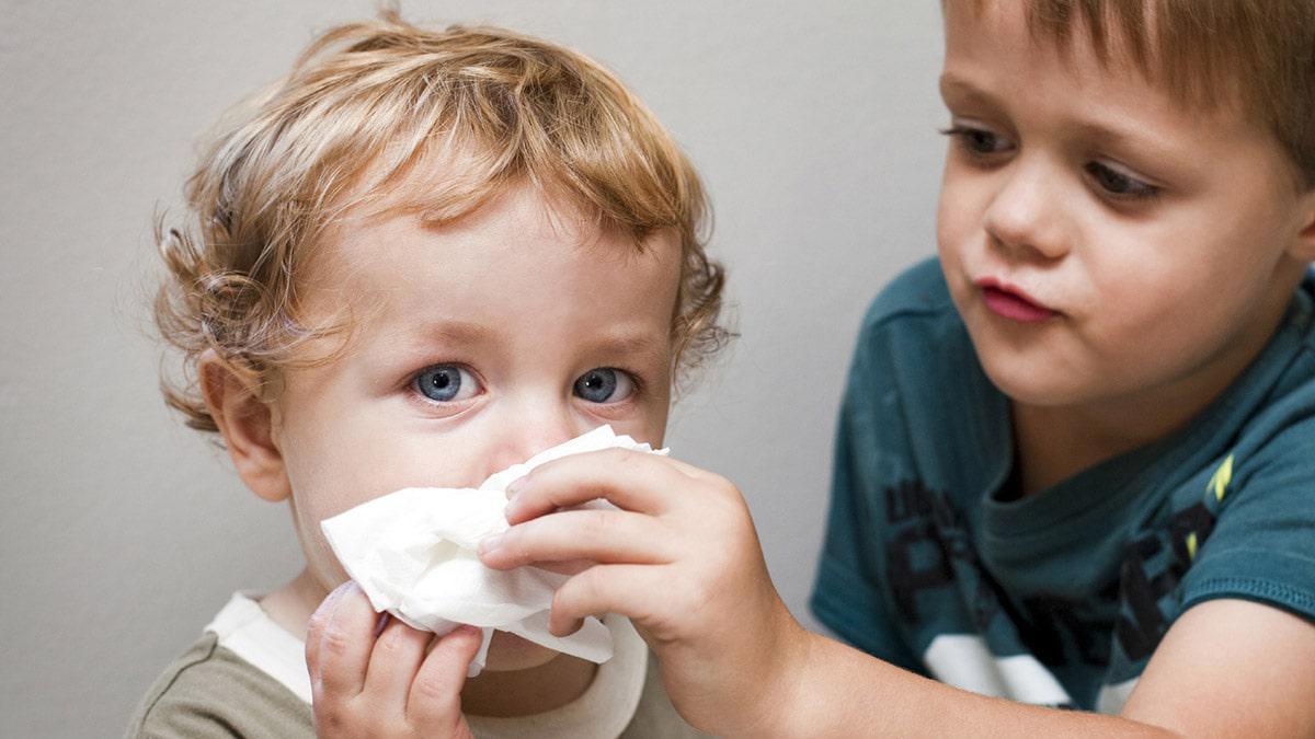 تاثیر پروبیوتیک ها بر عفونت های تنفسی کودکان