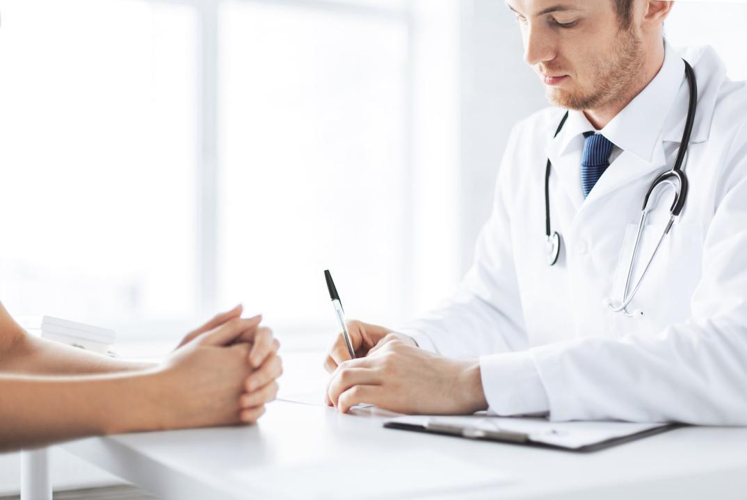 مراجعه به پزشک