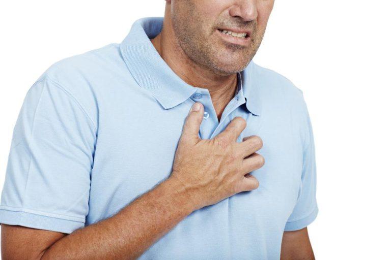 درد قفسه سینه و ریفلاکس