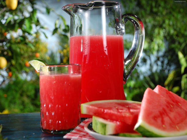 آب هندوانه