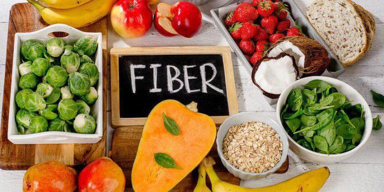 انواع فیبر غذایی