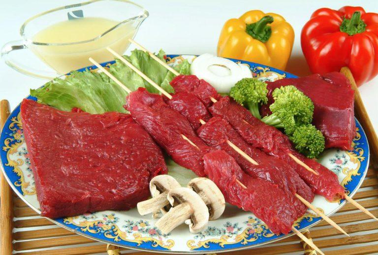 منابع غذایی آهن هم