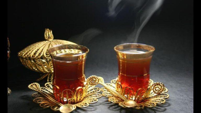 پلی فنول و چای
