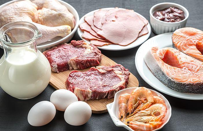 منابع غذایی آرژنین