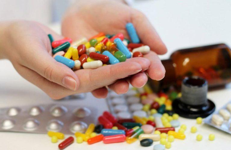 مصرف بی رویه داروها