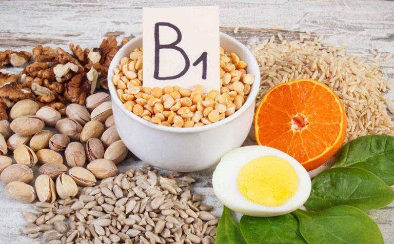 ویتامین B1 و اشتها