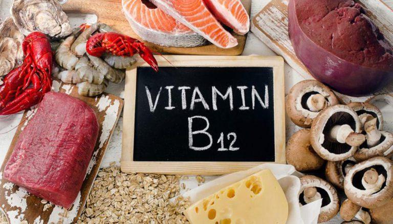 منابع غذایی ویتامین B12