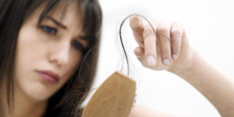 کمبود آهن و ریزش مو