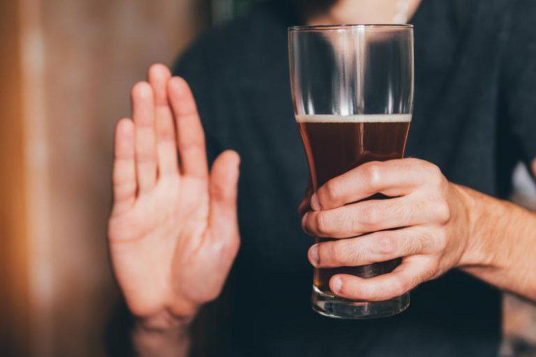 الکل و اسید اوریک بالا