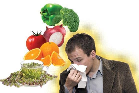 جلوگیری از سرماخوردگی با ویتامین C