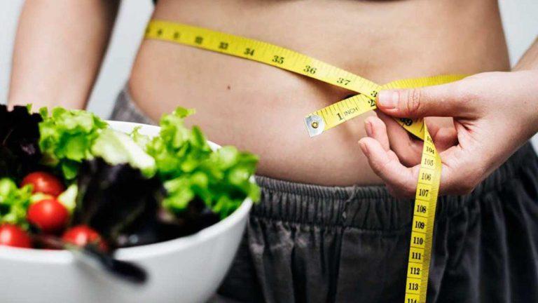 اضافه وزن خود را کاهش دهید